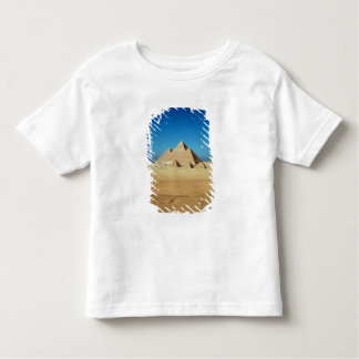 View of the Pyramids Toddler T-Shirt