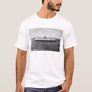 View of the Quinault Ferry T-Shirt