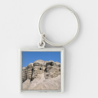 View of the Qumran Caves Key Ring
