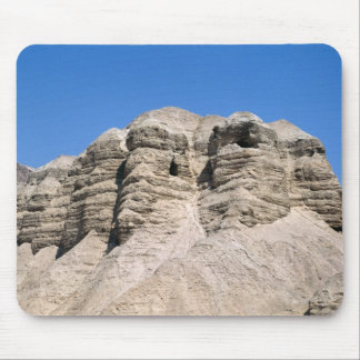 View of the Qumran Caves Mouse Mat