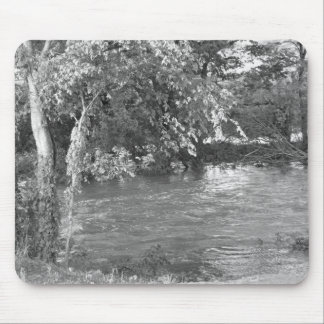 View of the River Mouse Mat