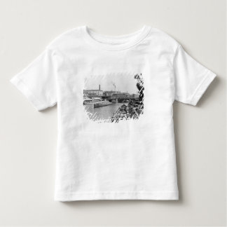 View of the River Spree, Berlin, c.1910 Toddler T-Shirt