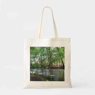 View of the River Tote Bag