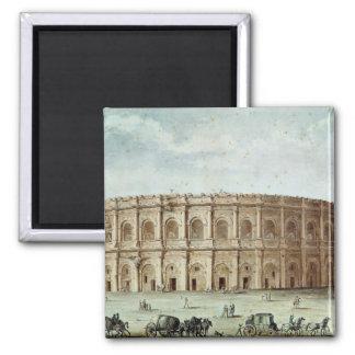 View of the Roman Amphitheatre Magnet