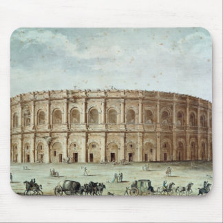 View of the Roman Amphitheatre Mouse Mat