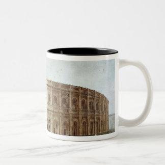 View of the Roman Amphitheatre Coffee Mug