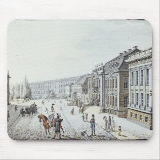 View of the Royal Palace, Berlin Mouse Pad