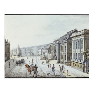 View of the Royal Palace, Berlin Postcard