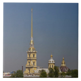 View of the Saints Peter and Paul Cathedral Tile