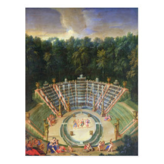 View of the Salle de Bal Postcard