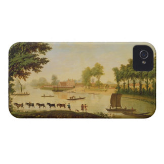 View of the Shepperton on the River Thames, after Case-Mate iPhone 4 Cases