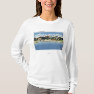 View of the Squirrel Inn on Squirrel Island T-Shirt