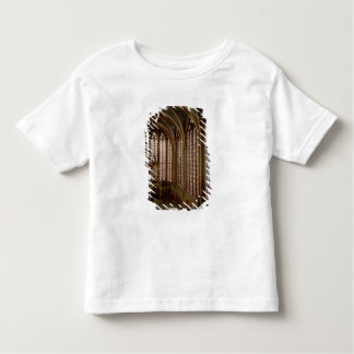 View of the stained glass windows t shirts
