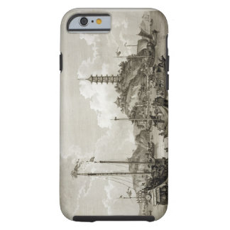View of the Tchin Shan, or Golden Island, in the Y Tough iPhone 6 Case