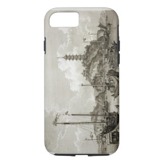 View of the Tchin Shan, or Golden Island, in the Y iPhone 7 Case