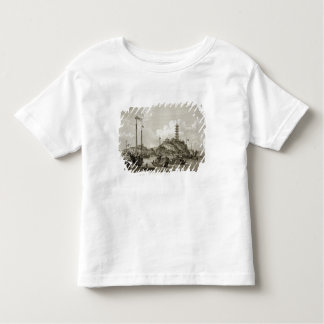 View of the Tchin Shan, or Golden Island, in the Y Toddler T-Shirt