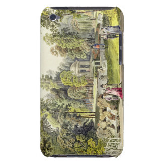View of the Temple of Diana at Erlaw, engraved by iPod Touch Case-Mate Case