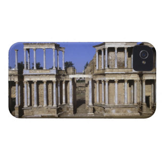 View of the theatre, begun 24 BC (photo) 2 iPhone 4 Case-Mate Cases