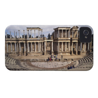 View of the theatre, begun 24 BC (photo) 3 iPhone 4 Cover