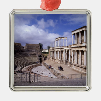 View of the theatre, begun 24 BC (photo) 5 Christmas Ornament