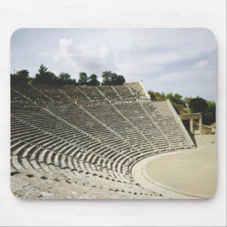 View of the theatre, c.360 BC Mouse Mat