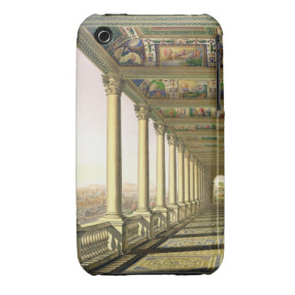 View of the third floor Loggia at the Vatican, wit Case-Mate iPhone 3 Case