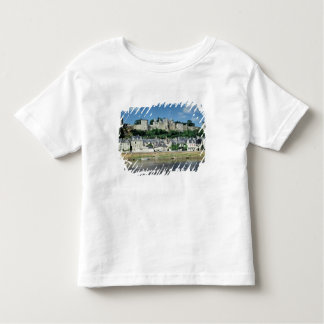 View of the town and castle toddler T-Shirt