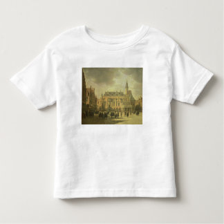 View of the Town Hall in the Market Square of Haar Toddler T-Shirt