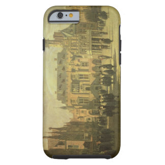 View of the Town Hall in the Market Square of Haar Tough iPhone 6 Case