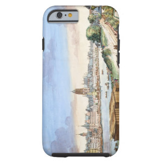 View of the Town of Frankfurt, facing south ( Tough iPhone 6 Case