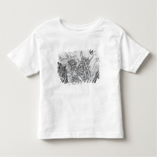 View of the Town of Liege Toddler T-Shirt