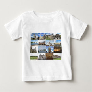 View of the town of London in England UK Baby T-Shirt