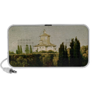 View of the Villa Medici, Rome iPhone Speakers