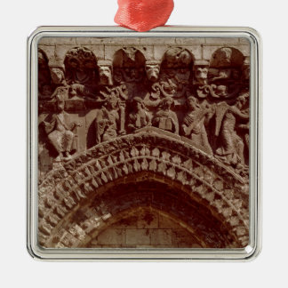 View of the West Fa�ade Christmas Ornament