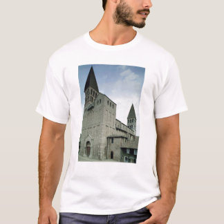 View of the west facade, 10th-11th century T-Shirt