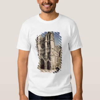 View of the West Facade, c.1220-70 Shirts
