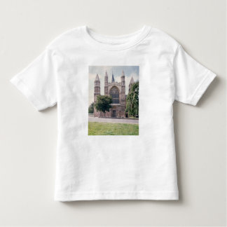 View of the west front of Rochester Cathedral Toddler T-Shirt