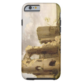 View of the West Gate of Pevensey Castle, Sussex, Tough iPhone 6 Case