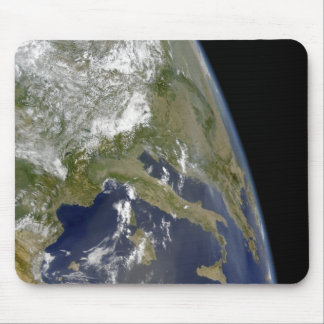 View of the western Mediterranean Mouse Mat