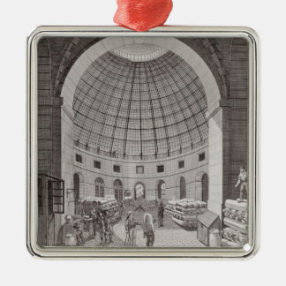 View of the Wheat Market and the Cupola Christmas Ornament