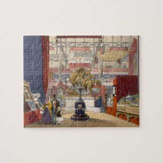 View of the Zollyverein Musical Instruments stand Jigsaw Puzzle