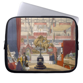 View of the Zollyverein Musical Instruments stand Laptop Sleeve