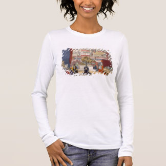 View of the Zollyverein Musical Instruments stand Long Sleeve T-Shirt