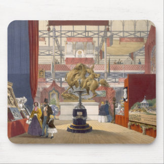 View of the Zollyverein Musical Instruments stand Mouse Mat