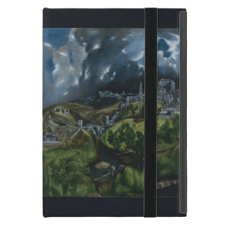 View of Toledo by El Greco Case For iPad Mini