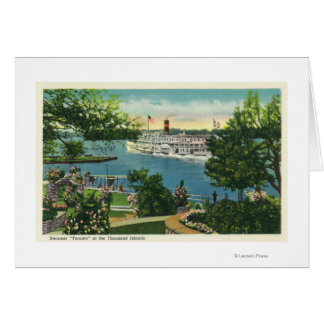 View of Toronto Steamer Card