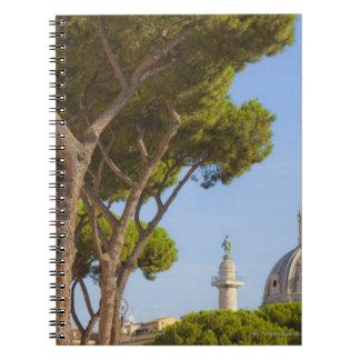 View of Trajan's Column Notebooks