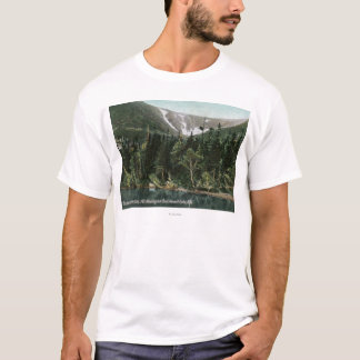 View of Tuckermans Ravine, Mt. Washington T-Shirt