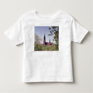 View of Uppsala Cathedral from the Castle Toddler T-Shirt