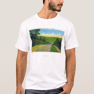 View of US Route 20 T-Shirt